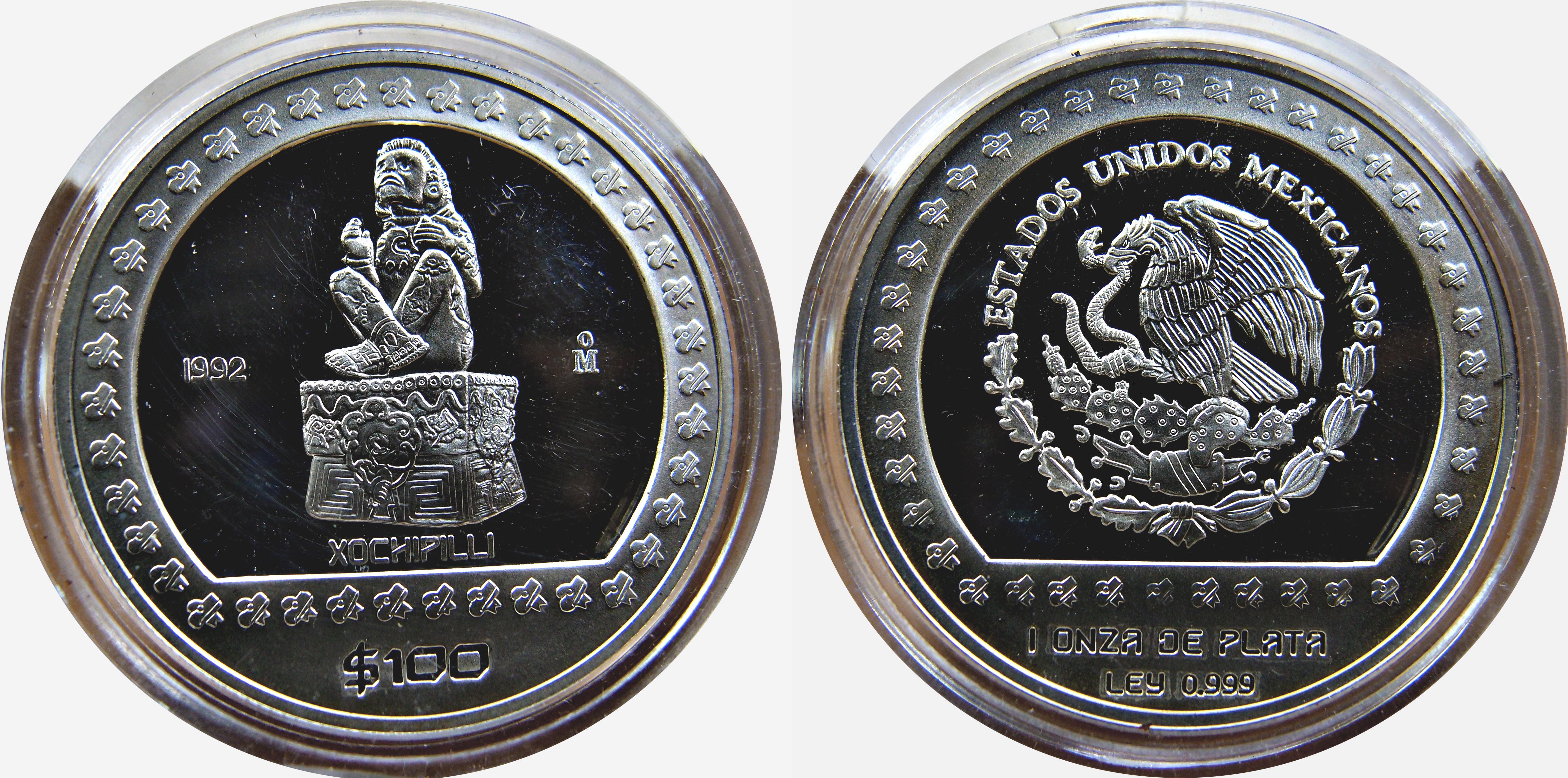 Colección Precolombina de onzas de plata del Banco de Mexico 12123508853_893d6e4760_o