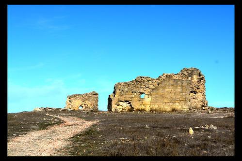 Restos Castillo Peñas