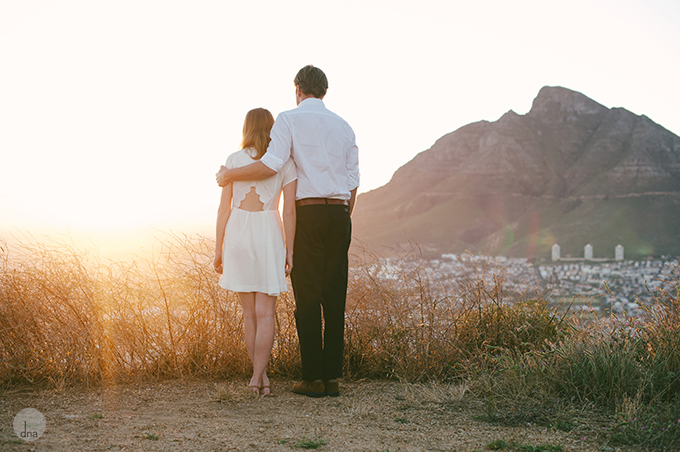 Jen and Francois couple shoot Signal Hill & Pipe track Cape Town South Africa shot by dna photographers 71
