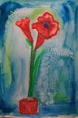 amaryllis...might add more by Emilyannamarie