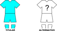 Uniforme Selección Yacyretá de Fútbol