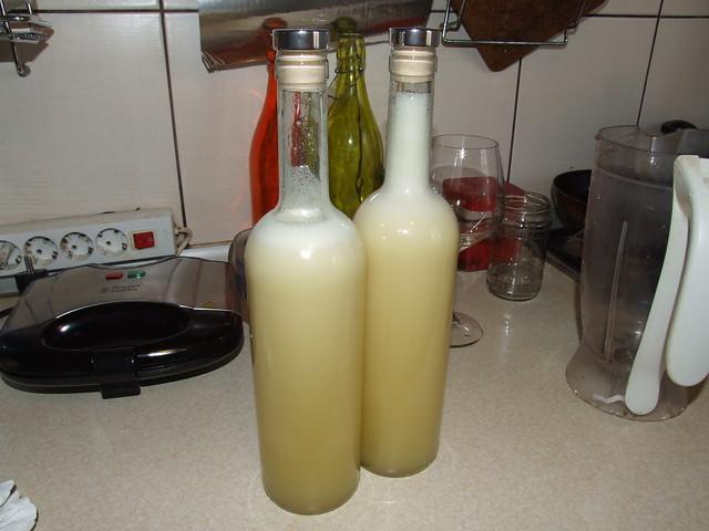 Sirop de lamai cu miere