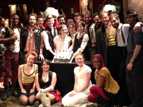 great comet bday