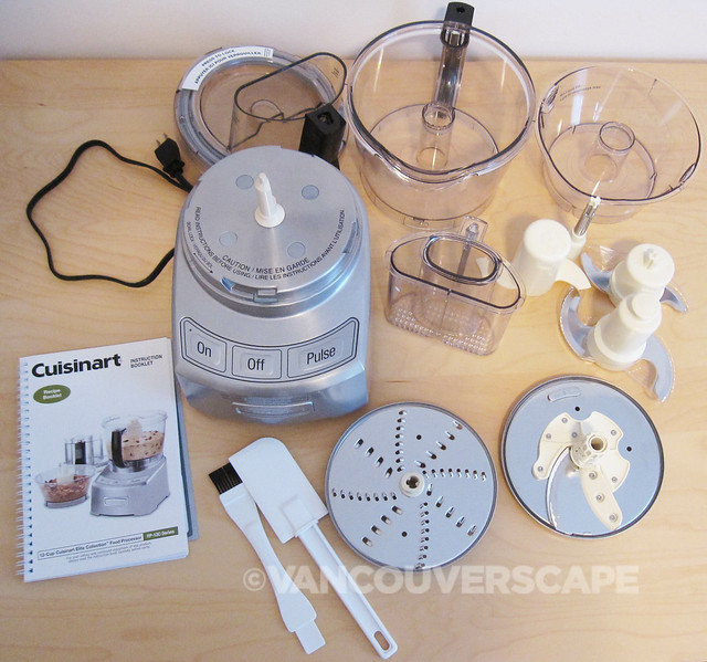 Cuisinart 12-Cup Elite food processor-1