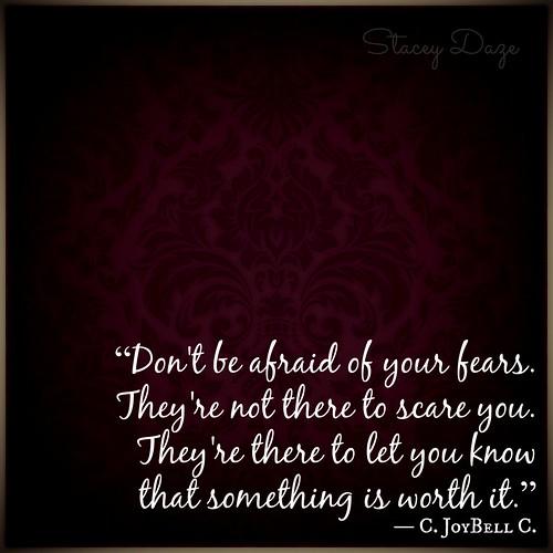 fear says