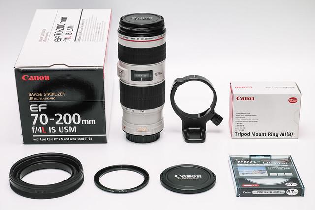 20140317_03_【売ります!】CANON EF70-200mm F4L IS USM_90000円(送料別)