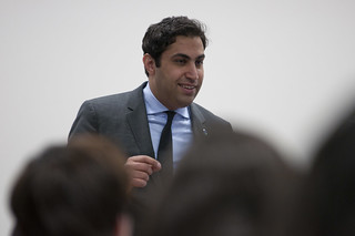 Ahmad Alhendawi - UN Secretary General's Envoy on Youth