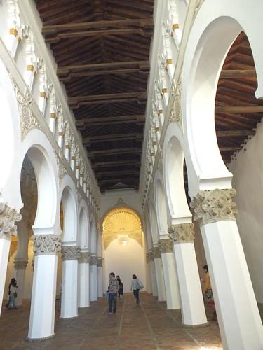 Toledo,Sta Mª la Blanca