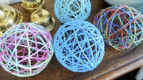 Yarn Eggs 32