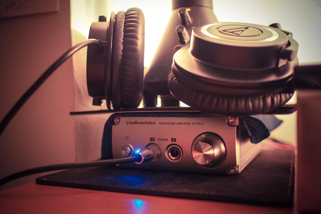 ATH-M50|Audio-Technica