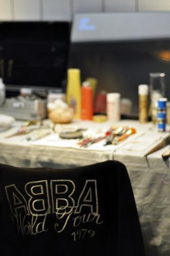 Camerino de ABBA museo abba - 13721964553 ccf693623d - Museo ABBA de Estocolmo, leyenda sueca del pop
