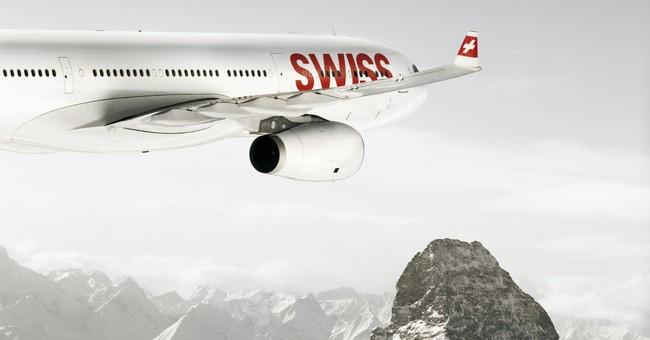 Letecky do Švýcarska