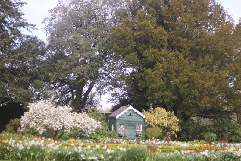 gardening shed altamont garden