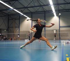 2014 05 10-11 Meteoor Badmintontoernooi