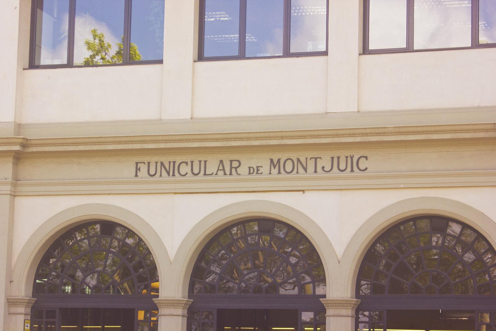 Funicular de Montjuic