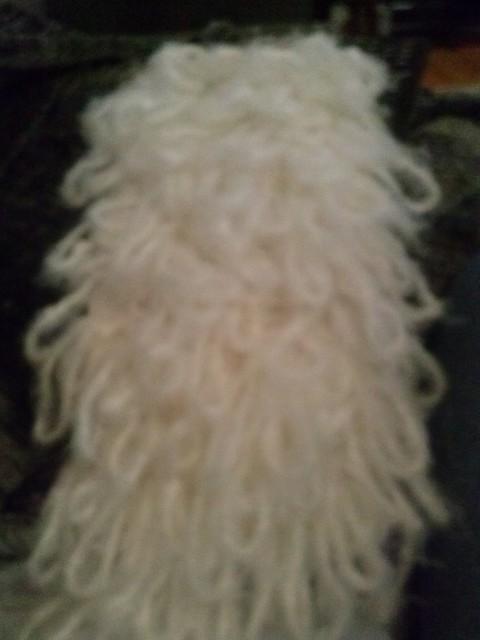 wool cravat