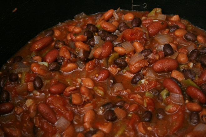 mexican rice and beans 3