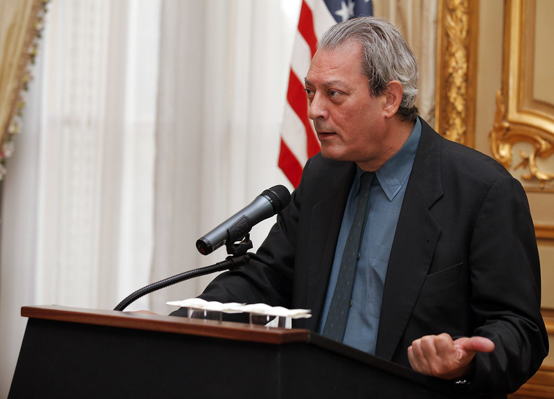 Paul Auster Reception 046