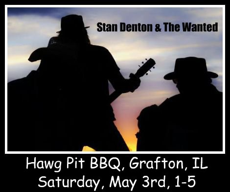 Stan Denton & The Wanted 5-3-14