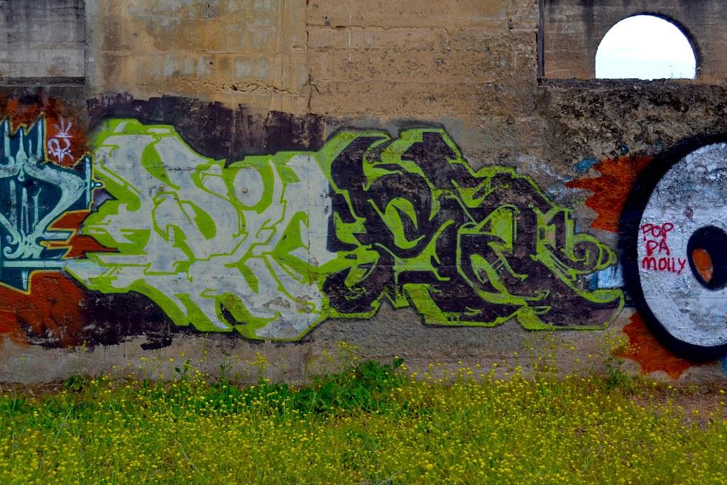 PIERS, Graffiti, Street Art, North Bay