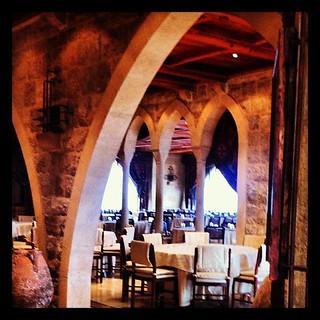 Inside one of #lebanon's finest restaurants