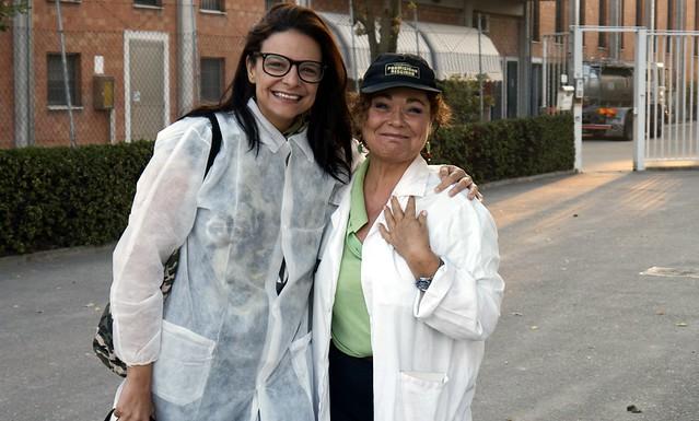 Visita produção parmigiano-reggiano