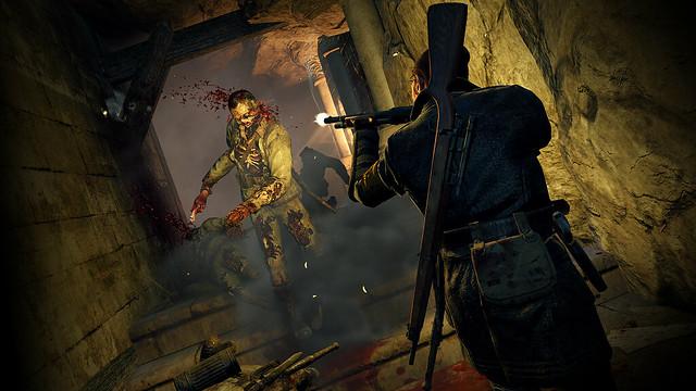 Zombie Army Trilogy выйдет на PS4 в марте