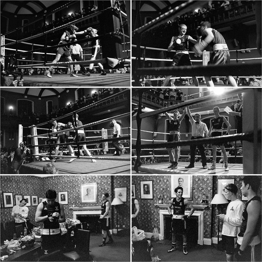 oxford town vs gown boxing 2015