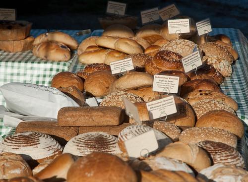 Redbournbury Mill Bread sale