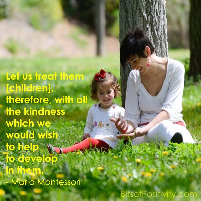Best Maria Montessori Quotes Bits Of Positivity