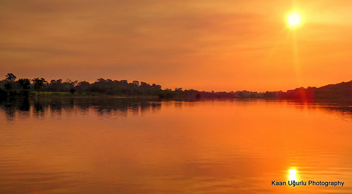 sunset brasil amazon manaus amazonas brezilya kaanuğurlu