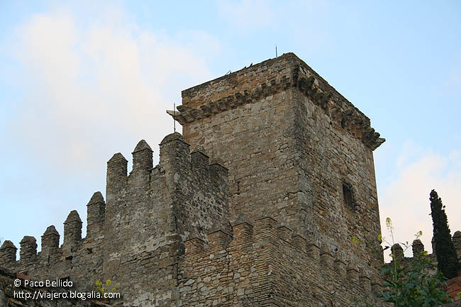 Castillo de Espejo. © Paco Bellido, 2006