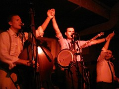 Two Man Gentlemen Band at Atwood's Tavern