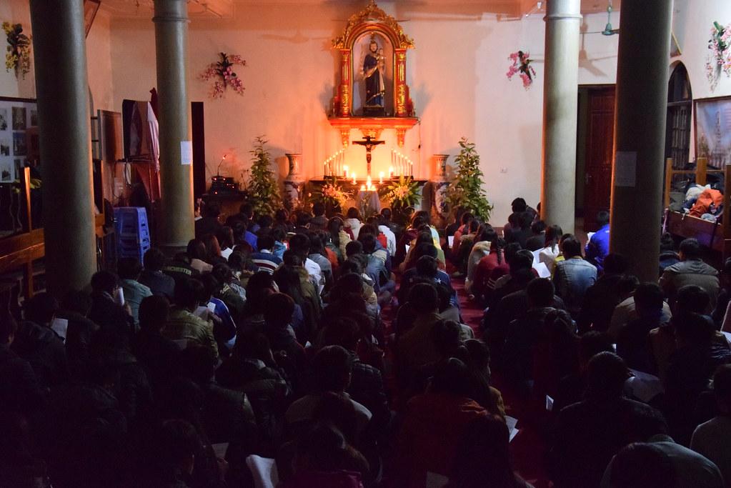 Chương trình cầu nguyện Taize Tất Niên Nhóm SVCG Phát Diệm