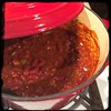 #CucinaDelloZio - #Homemade #BakedBeans - cover and put in oven...
