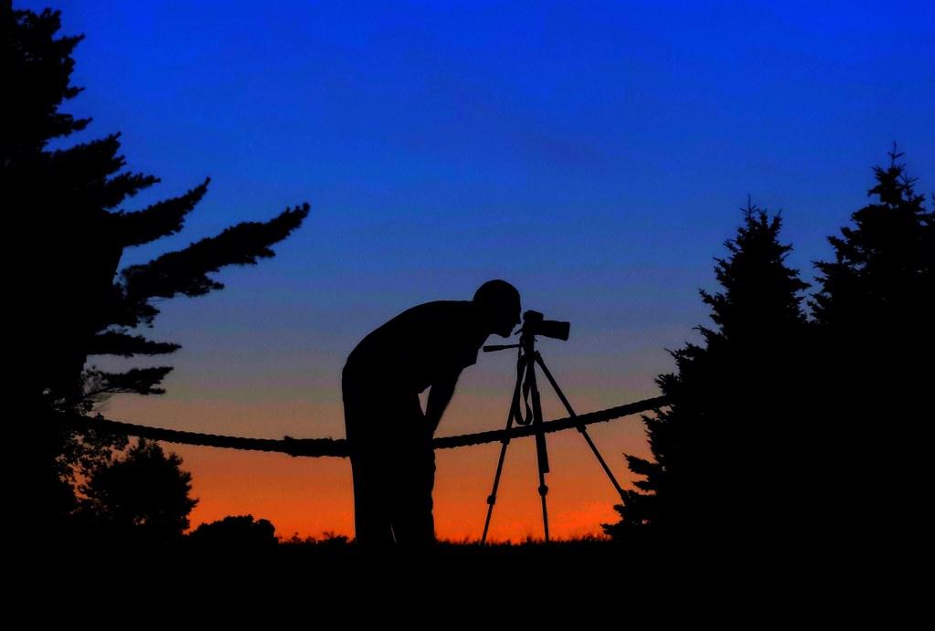 Photographer's Stance