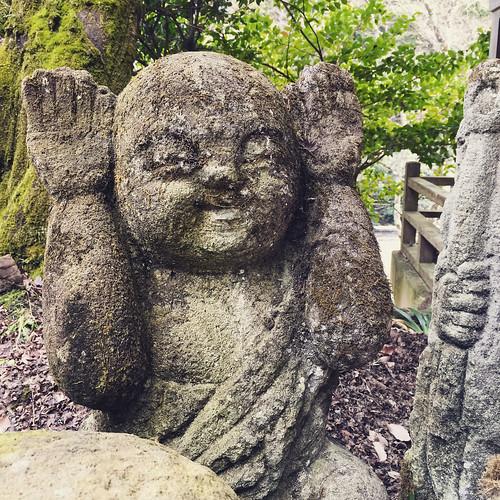 2015.2.4愛宕念仏寺の野◯村地蔵