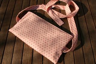 Tuto couture - bouillotte dorsale graines de lin - Etape 29