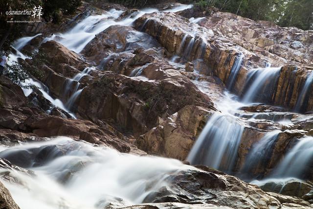 Pandan Waterfall Sungei Lembing