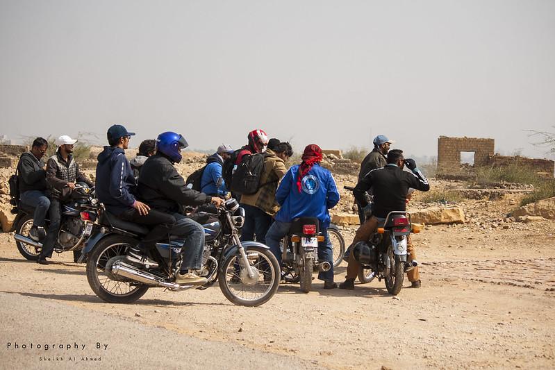 KTG Bikers short trip to makli graveyards thatta sindh - 16484665336 6d5d526f63 c