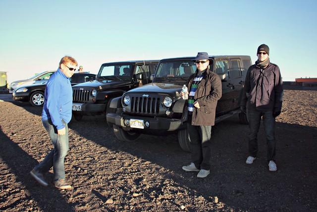 Mauna Kea Jeeppi