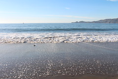 Tides of Baker Beach