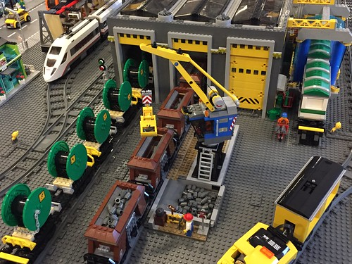 LEGO World Copenhagen 2015