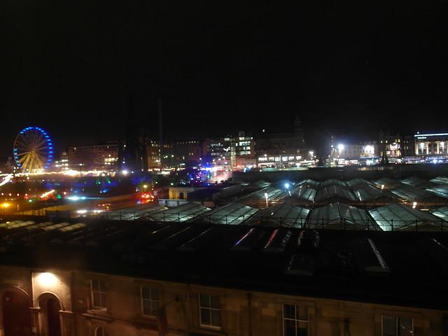 英國。愛丁堡。青年旅館。17度C (59)