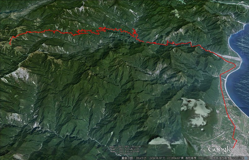 Day 10 單車路線圖