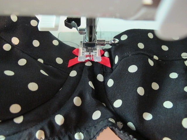 Making a Boylston Bra