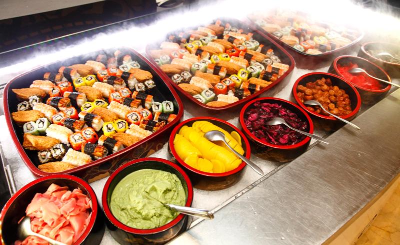 Latest Recipe Meridien Sushi