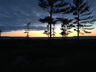 View of Sleeping Bear Bay