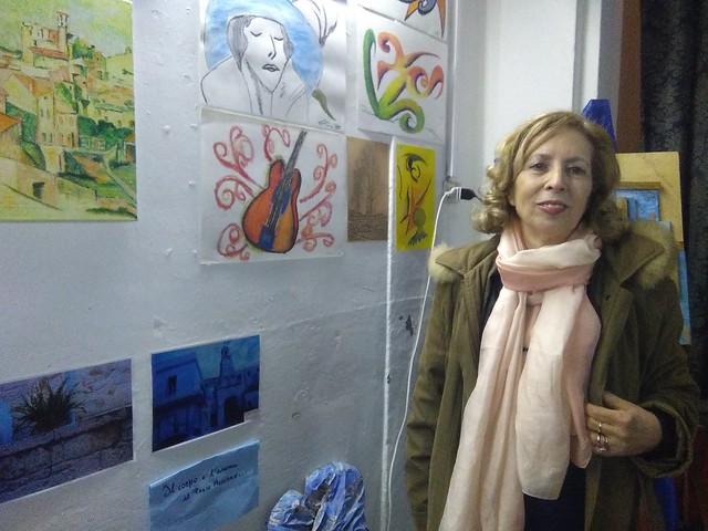 Antonella Lingria, vicepresidente Unitre