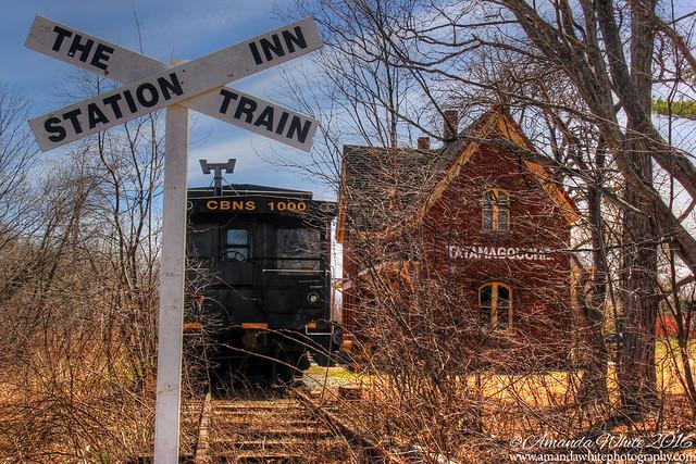 End of the Line (Train Station Inn V)